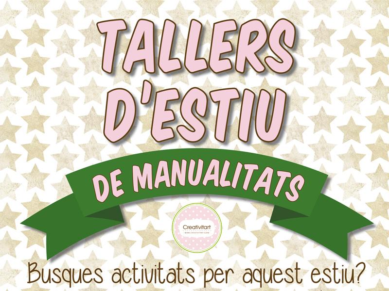Cartell_tallers_creativitart_800